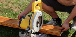 building and maintenance, ripsaw