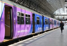 the North's transport infrastructure, trident
