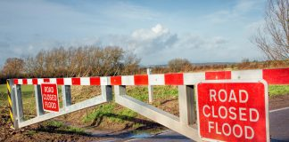 burton flood defence, environment agency