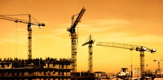 construction output, ons figures