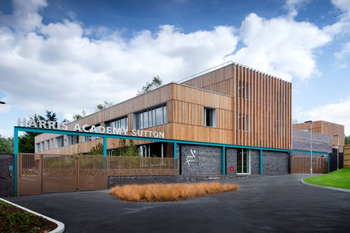 Willmott Dixon, Passivhaus, Harris Academy Sutton