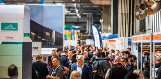 UK construction week 2019, future of construction,