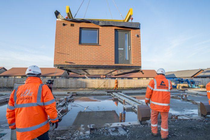 Construction Corridor, ilke Homes,