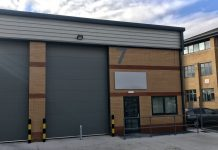 Alpha court, light industrial units