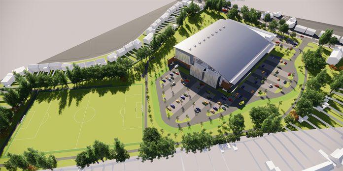 Sandwell Aquatics Centre, Commonwealth Games