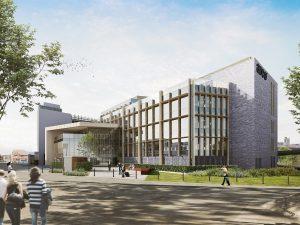 new head office, Hull