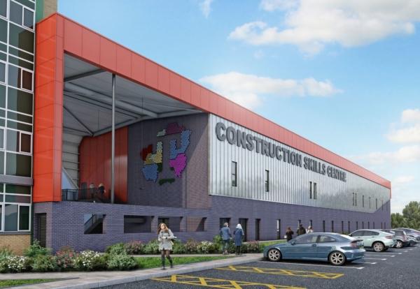 construction skills centre, Ashton-under-Lyne, Bardsley Construction,