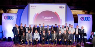 citb apprenticeship awards