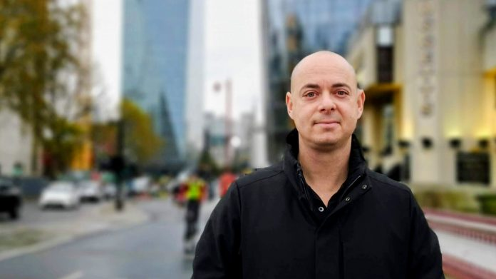 Elad Eisenstein, Director of Cities and Regeneration