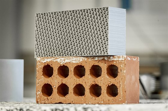 plastic waste bricks,