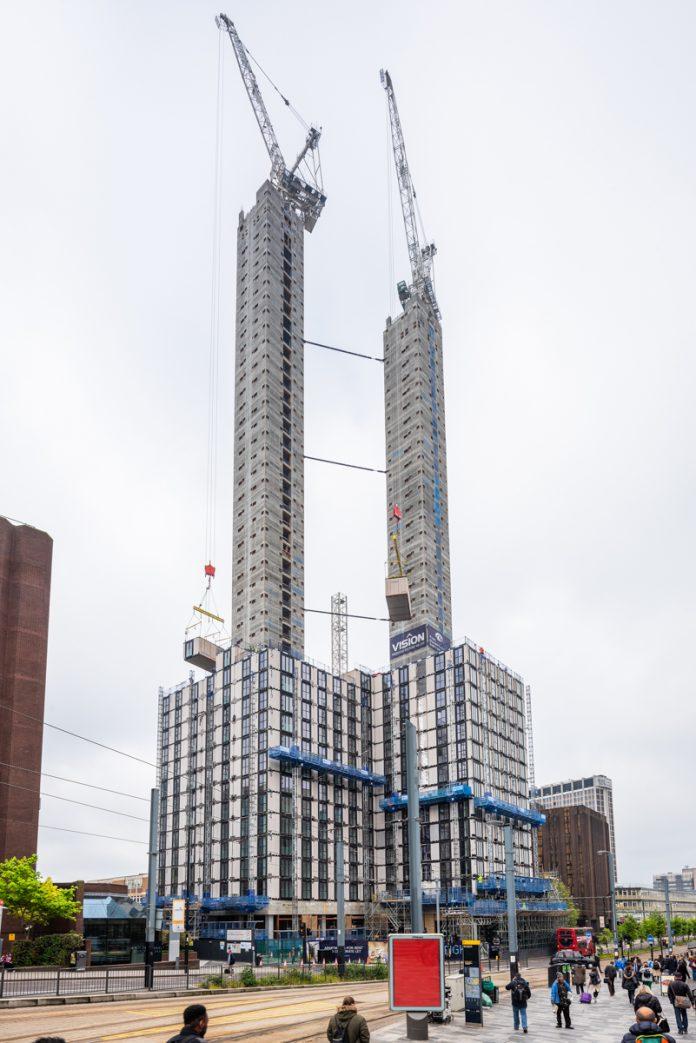 modular tower,
