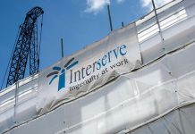 Interserve restructure, Debbie White,