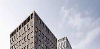 apartment development, MediaCityUK,