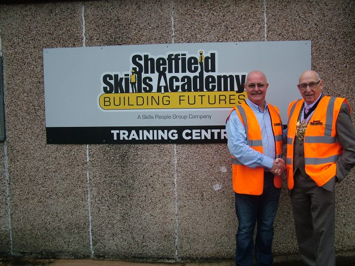 Skills and training academy, sheffield, training