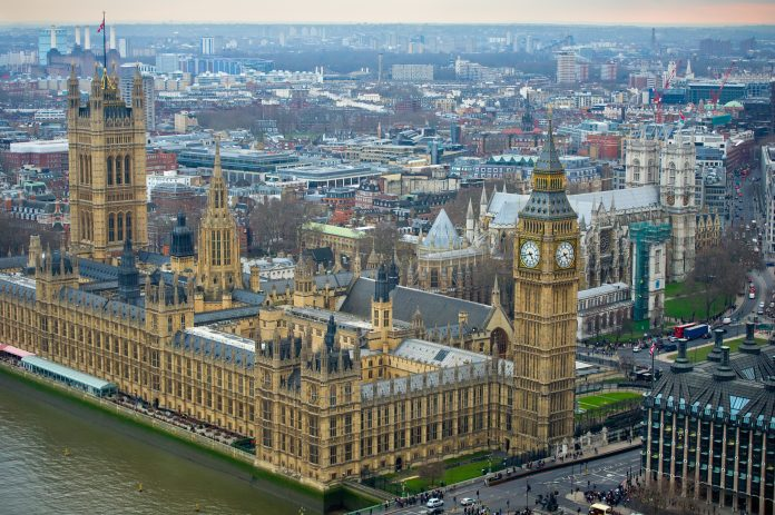 Palace of Westminster, restoration,