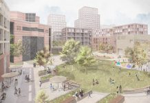 major plans, former kellogg's site, trafford