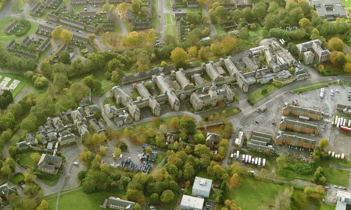 Cambridge Military Hospital,