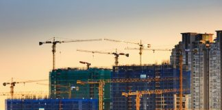 construction and infrastructure market survey, workloads
