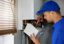 unsafe gas appliances, boiler