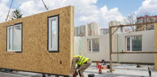 modular homes UK, offsite, affordable homes