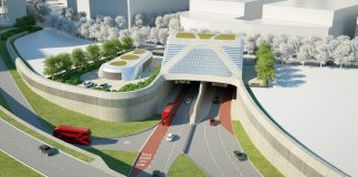 silvertown tunnel project, transport for london