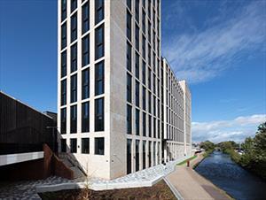 Selly Oak Shopping Park, Interserve, student accommodation scheme