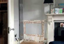 heating efficiency, Victorian house, Spacetherm WL