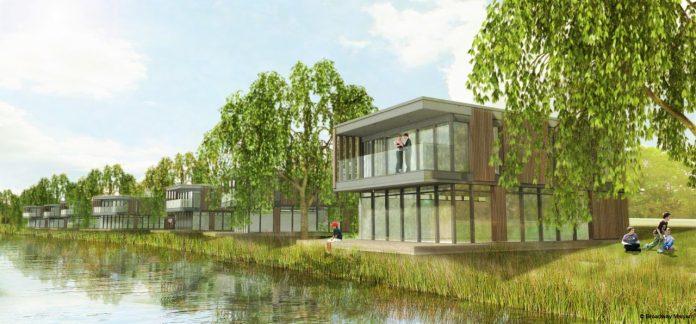 developments on floodplains, meet housing demands, Can-Float