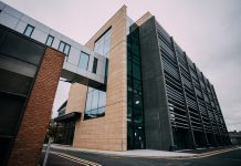 expansion of the Centre for Biomolecular Sciences, university of Nottingham, Biomolecular