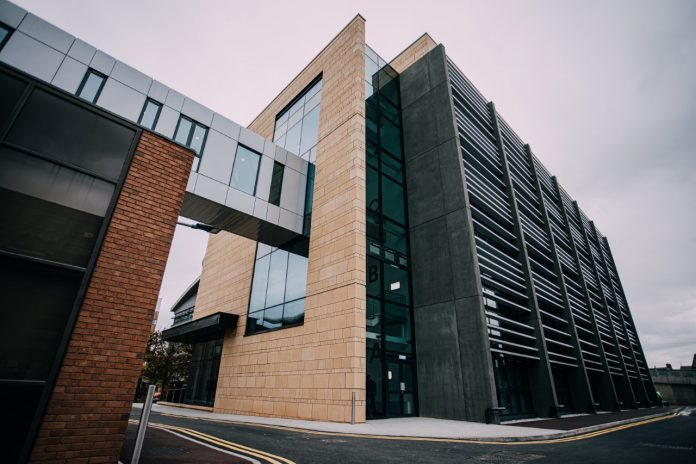 expansion of the Centre for Biomolecular Sciences, university of Nottingham, Biomolecular