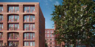 student accommodation, Hackney Wick,