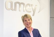 Amanda Fisher, Andy Milner, Amey