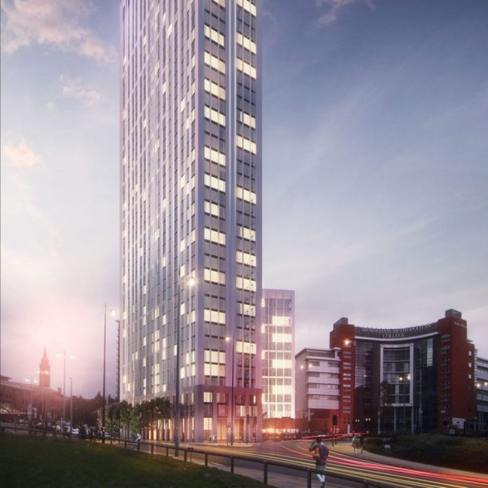One Eastside, residential tower,