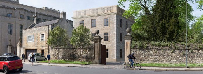 design and build contract, Trinity College,