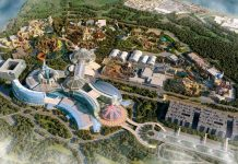 London Resort, theme park,