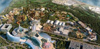 London Resort, theme park,
