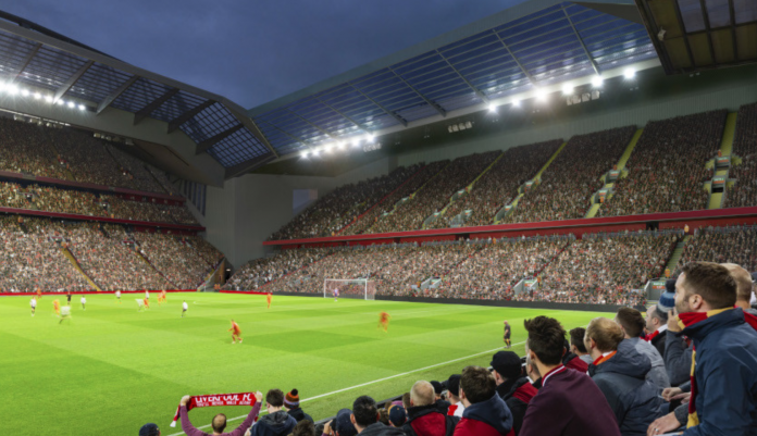 LFC Anfield Road Stand, Anfield proposals, Liverpool Football Club,