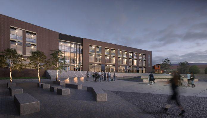 St Dunstan's College, redevelopment,