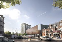 development in Redhill,