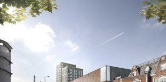 development in Redhill,