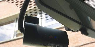 integrated dashcam, ff1000, Fleet Focus