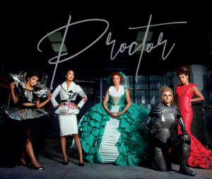 construction marketing awards proctor, fashion-inspired campaign