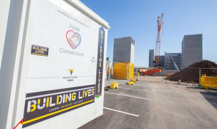 building lives academy, construction industry jobs