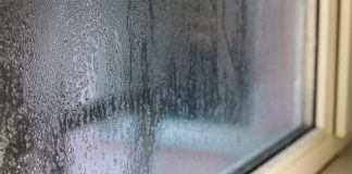 condensation in buildings, modular construction,