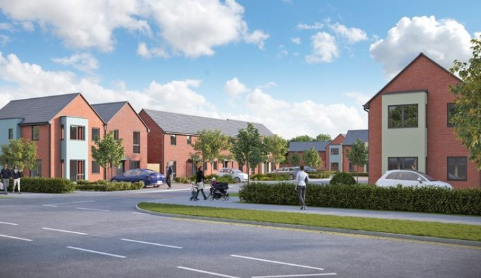 affordable homes, North Hylton,