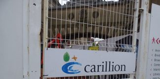collapse of Carillion, Financial Reporting Council,
