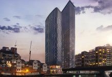 waterfront development, Quay House,