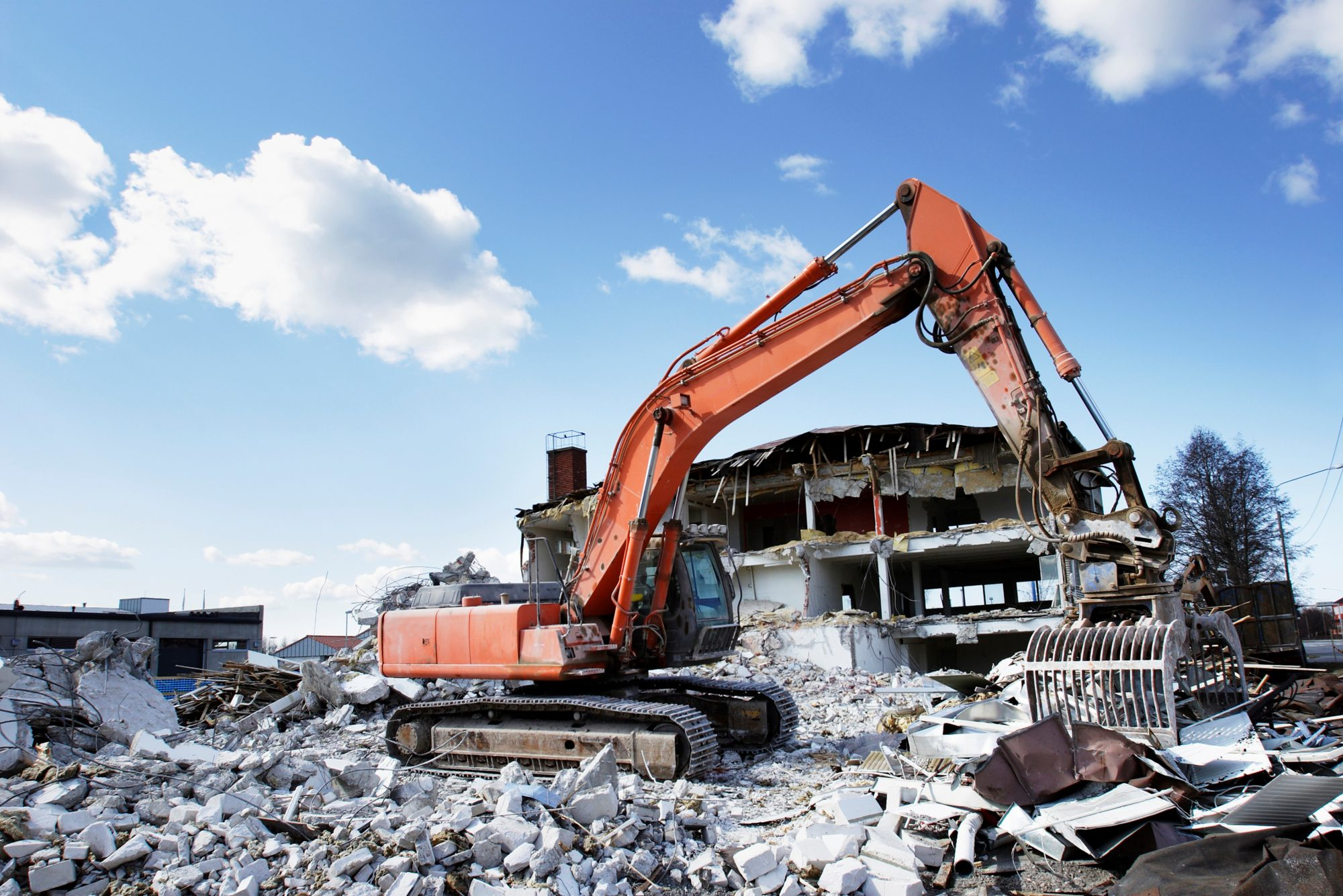 Demolition workers must be better protected in 2020, says Unite