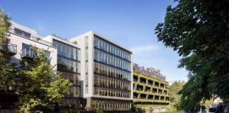 sustainable office development, Cross Laminated Timber,
