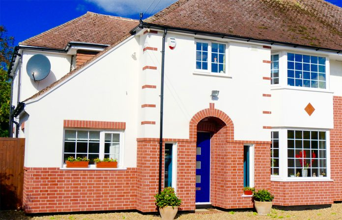 External Wall Insulation,